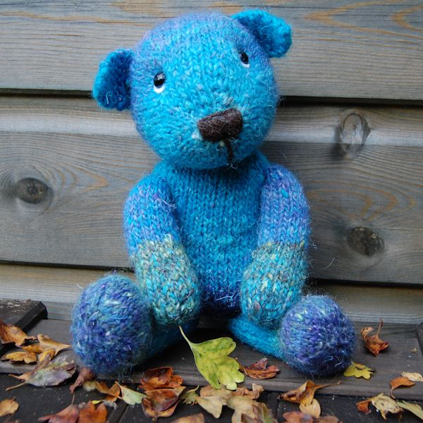Sock Yarn Bears