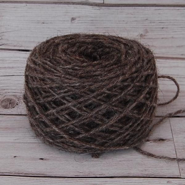 Hand spun North Ronaldsay knitting wool